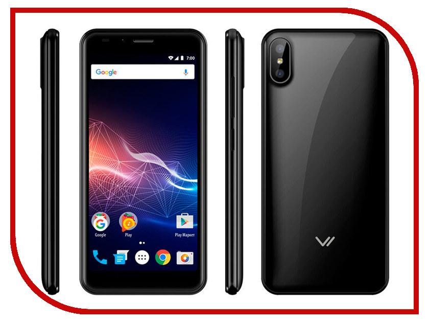 Купить Сотовый телефон Vertex Impress Click Black, VCLCKBLCK