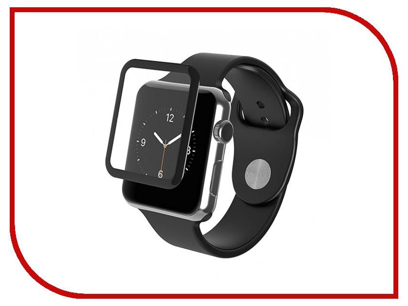 Купить Аксессуар Противоударное стекло Innovation 3D для APPLE Watch 42mm Black 12129
