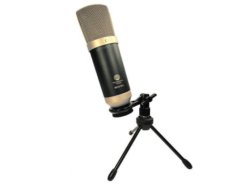 Микрофон Recording Tools MCU-01c USB