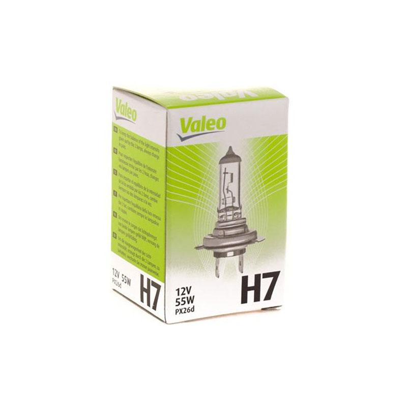 лампа osram h7 12v 55w px26d 2шт cool blue 64210cbi hcb Лампа Valeo H7 12V 55W PX26d 32009