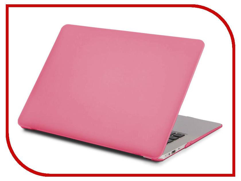 Аксессуар Чехол 13-inch Gurdini для APPLE MacBook Air 13 Plastic Matt OEM Crimson 900133  - купить со скидкой
