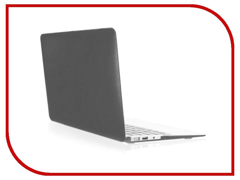 Купить Аксессуар Чехол 13-inch Gurdini для APPLE MacBook Air 13 Plastic Matt OEM Black 220046