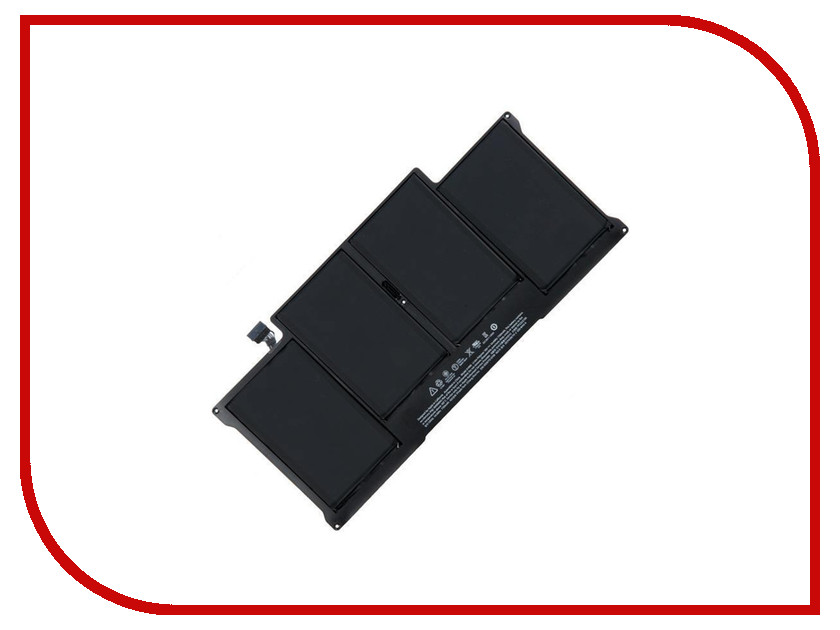 Купить Аксессуар Аккумулятор RocknParts Zip для APPLE MacBook Air 13 A1466 348347