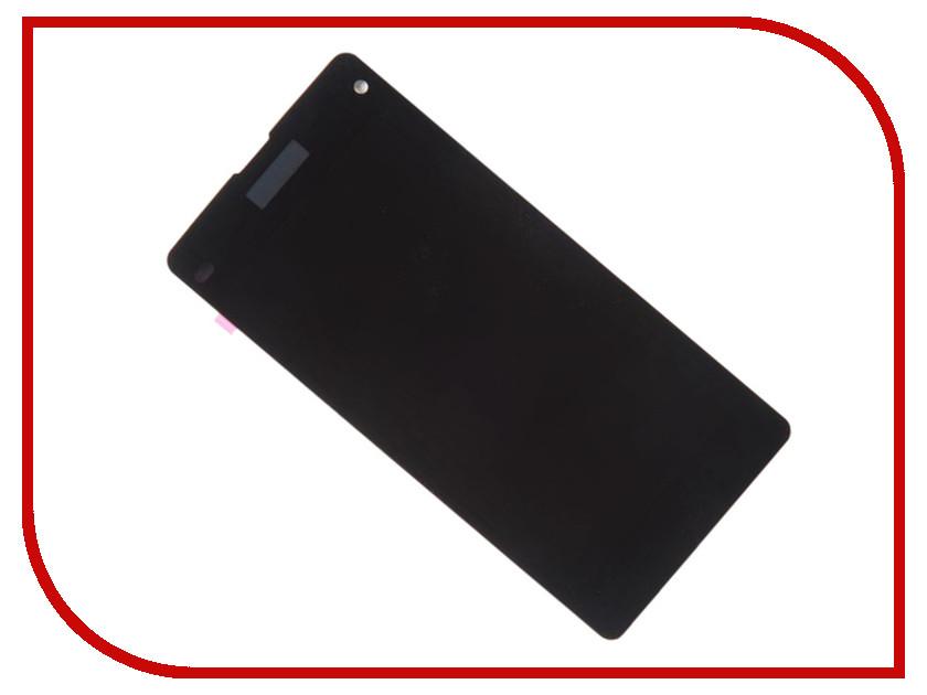 Купить Дисплей RocknParts Zip для Sony Xperia Z1 Compact D5503 Black 538098