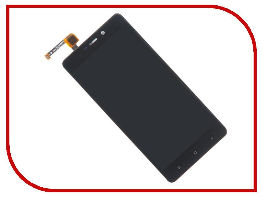 Купить Дисплей RocknParts Zip для Xiaomi Redmi 4 Pro Black 545826