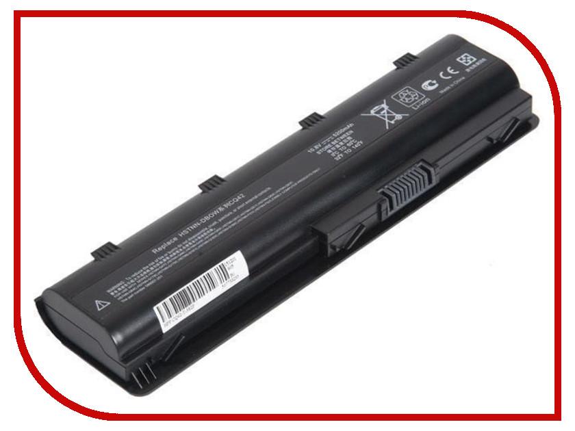 Купить Аккумулятор RocknParts Zip 10.8V 5200mAh для HP Pavilion DV5-2000/DV6-3000/DV6-6000/G62/G72/DV7-4000/G4-1000/G6-1000/G7-1000 431944