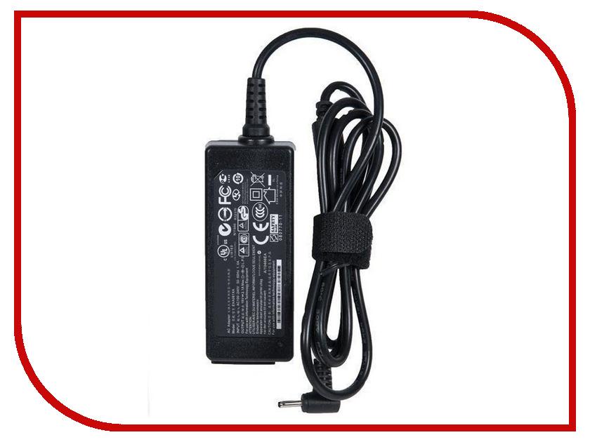 Купить Блок питания RocknParts Zip 19V 2.1A 40W для Asus Eee PC 1001PX/1001HA/1101HA/1201N/1201HA/1202H/1005PE/1005HAG/1008HA/1008P/1018P 349368
