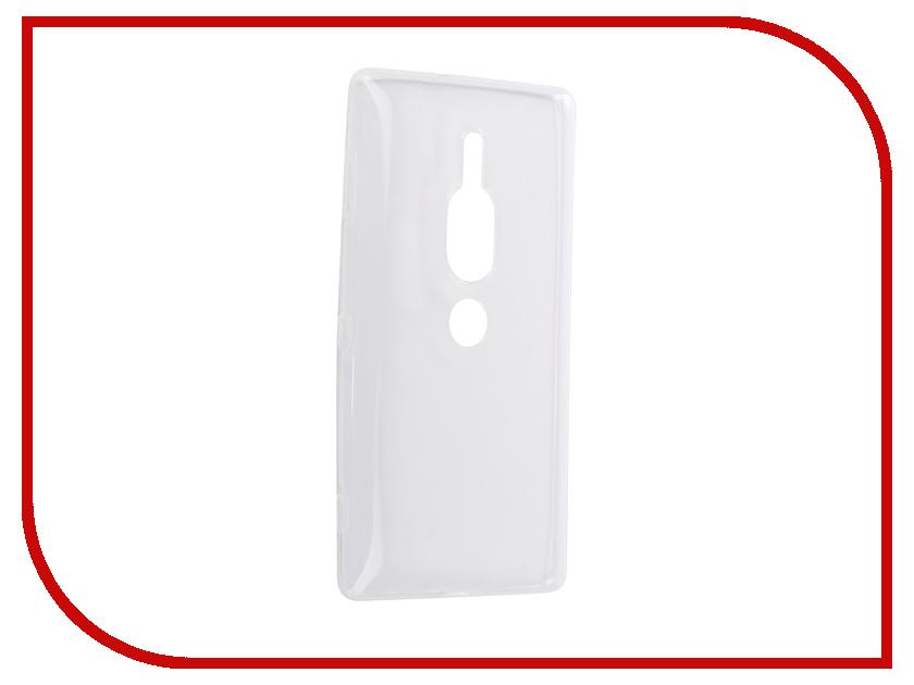 Купить Аксессуар Чехол для Sony Xperia XZ2 Premium Zibelino Ultra Thin Case White ZUTC-SON-XZ2-PRM-WHT