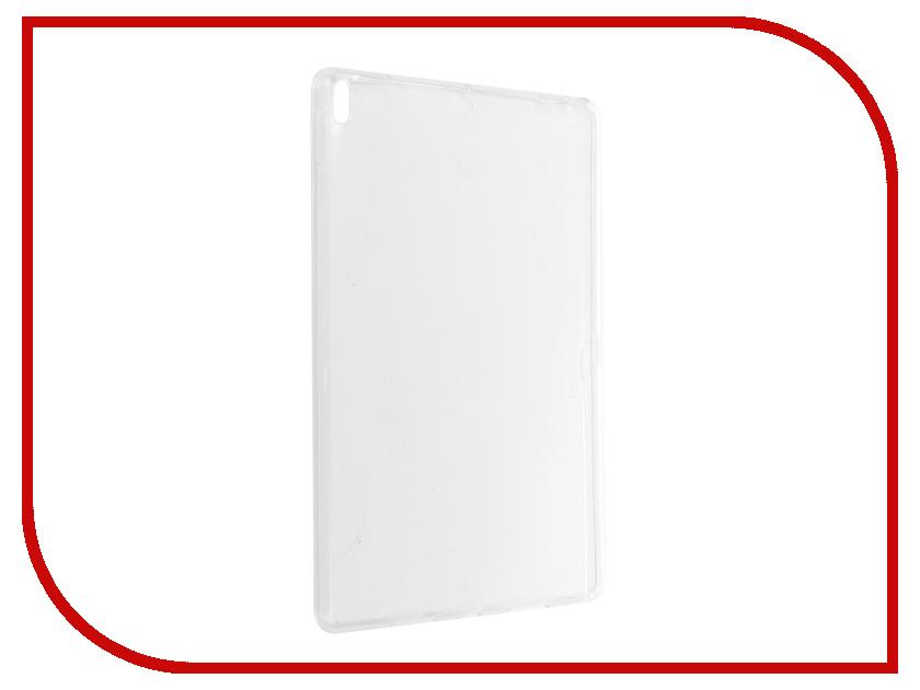 Купить Аксессуар Чехол для APPLE iPad Pro 2017 10.5 Zibelino Tablet Clear White ZTC-IPAD-PRO10.5-WHT