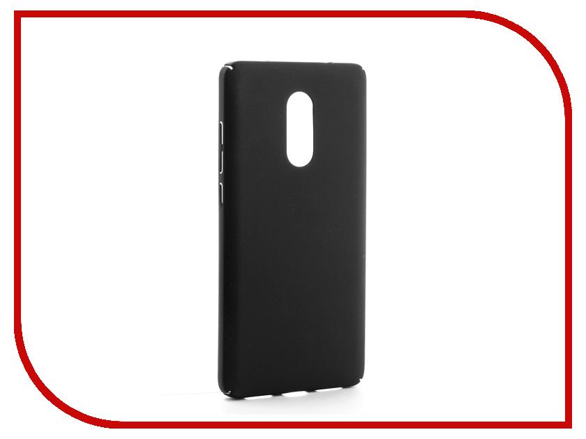 Купить Аксессуар Чехол для Xiaomi Redmi Note 4 CaseGuru Soft-Touch 101609