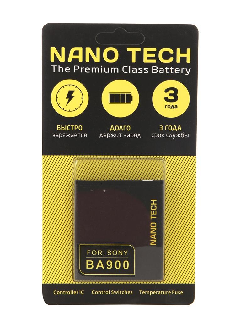 купить аккумулятор для sony xperia t3 Аккумулятор Nano Tech (схожий с BA-900) 1700mAh для Sony Xperia TX/Xperia M/Xperia J