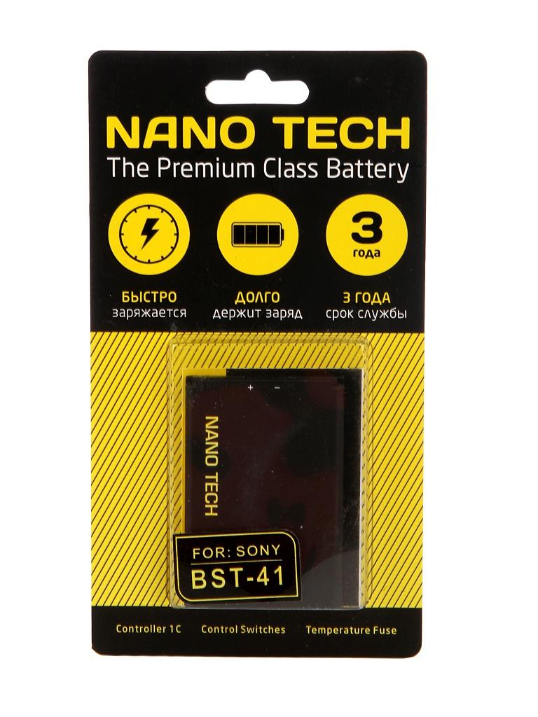 note 3 neo аккумулятор Аккумулятор Nano Tech (схожий с BST-41) 1500mAh для Sony Xperia X3/Xperia X1/Xperia neo L/MT25i/Xperia X10