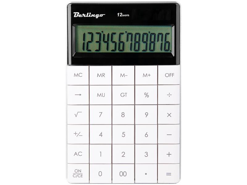 купить калькулятор citizen sdc 554s Калькулятор Berlingo CIW_100 / 235263 - двойное питание
