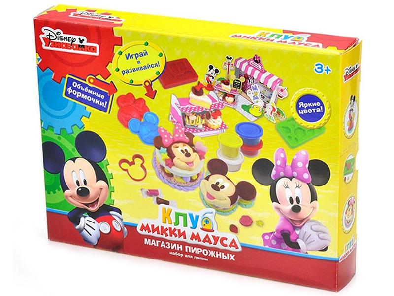 ирригатор донфил купить в москве Набор для лепки Disney Клуб Микки Мауса Магазин пирожных