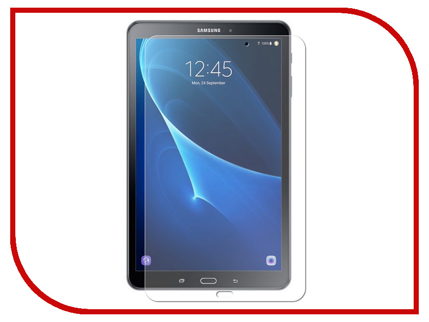 Купить Аксессуар Закаленное стекло для Samsung Galaxy Tab A 10.1 SM-T580 DF sSteel-67, DF-GROUP