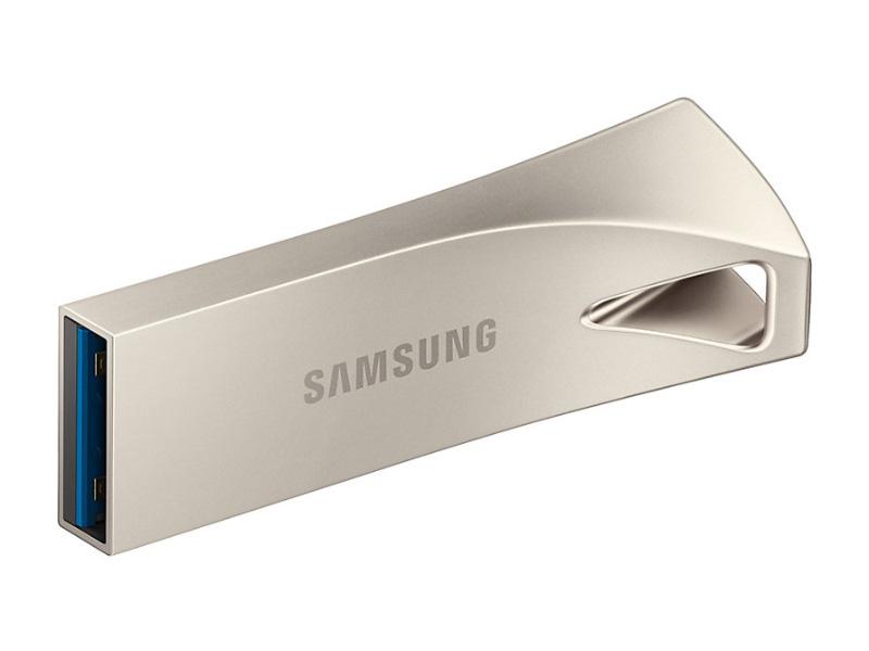 Фото - USB Flash Drive 64Gb - Samsung BAR Plus MUF-64BE3/APC флеш память samsung bar plus 256gb usb 3 1 g1 мет сер muf 256be4 apc