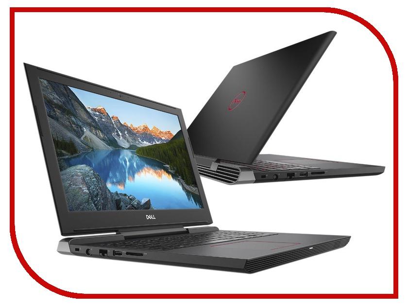 Zakazat.ru: Ноутбук Dell G5-5587 G515-7312 Black (Intel Core i5-8300H 2.3 GHz/8192Mb/1000Gb + 8Gb SSD/nVidia GeForce GTX 1050 4096Mb/Wi-Fi/Bluetooth/Cam/15.6/1920x1080/Windows 10 64-bit)