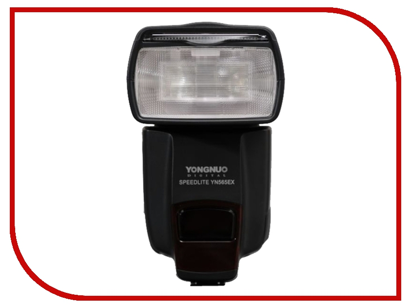 izmeritelplus.ru: Вспышка YongNuo YN-565EX Speedlite for Nikon
