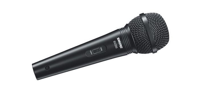 Фото - Микрофон Shure SV200-A петличный микрофон shure tl48b o mtqg a black