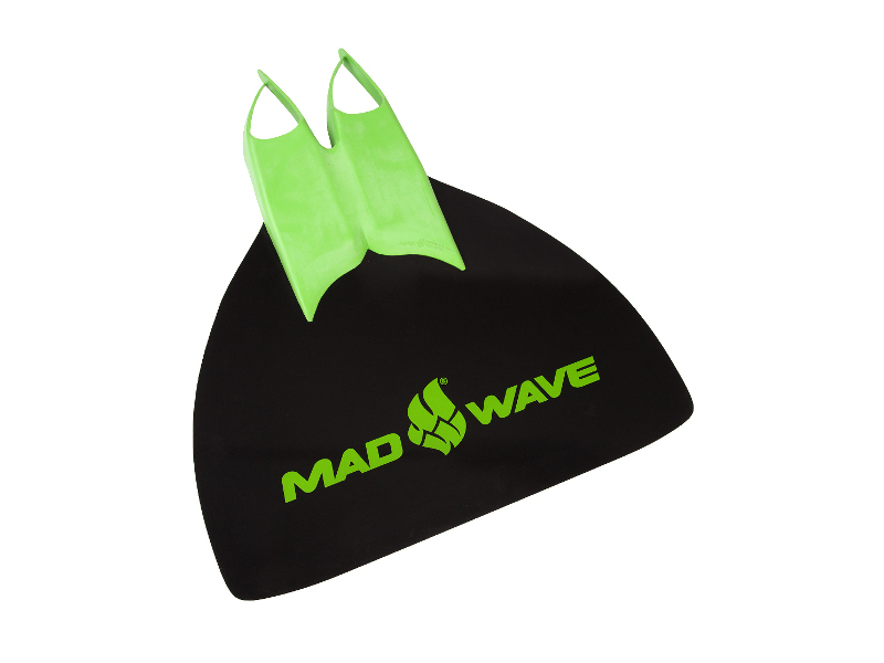ласты mad wave training размер 33 34 blue m0747 10 2 04w Моноласта Mad Wave Training Monofin 32-35 Green M0653 02 1 00W