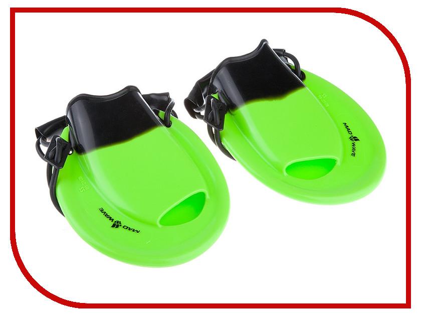 Купить Ласты для брасса Mad Wave Positive Drive 28-32 Green-Black M0741 01 1 00W