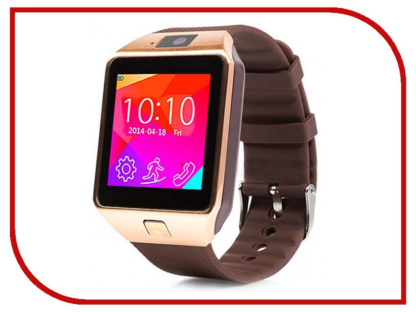 Купить Умные часы ZDK DZ09 Brown
