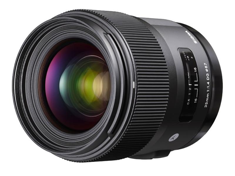 sigma для sony Объектив Sigma Sony E AF 35 mm F/1.4 DG HSM / A
