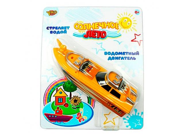 игрушка наша игрушка парковка дорожные работы p2029 Игрушка Shantou Gepai / Наша игрушка Катер Солнечное лето M6497