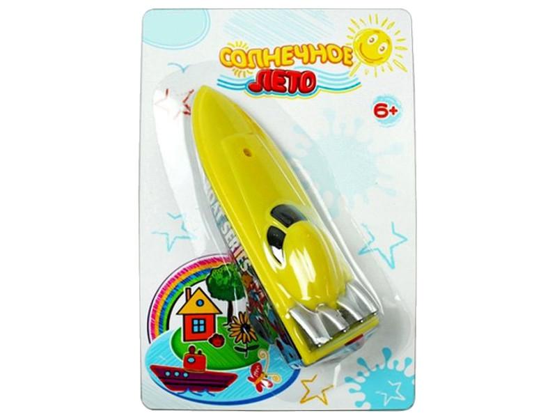 игрушка Игрушка Shantou Gepai / Наша игрушка Катер Солнечное лето M6513