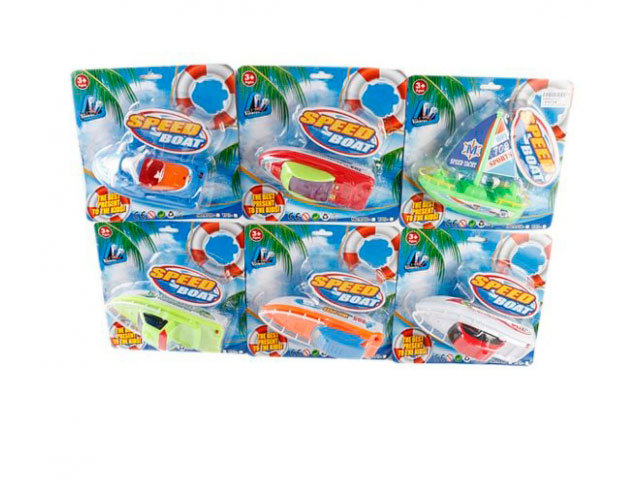 игрушка Игрушка Shantou Gepai / Наша игрушка Яхта Y710