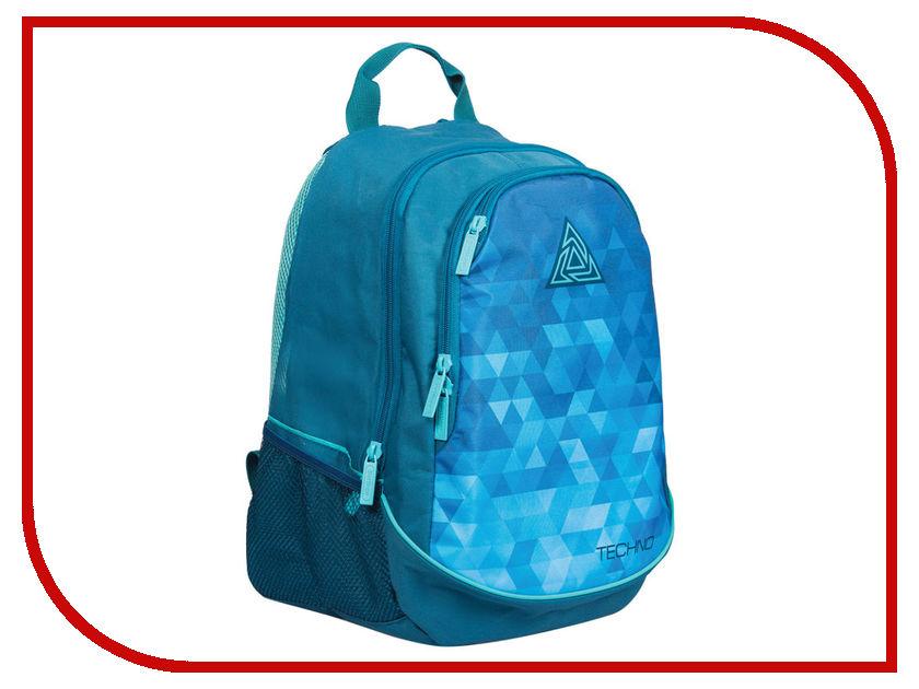 Купить Рюкзак Berlingo Style Techno Blue RU038093