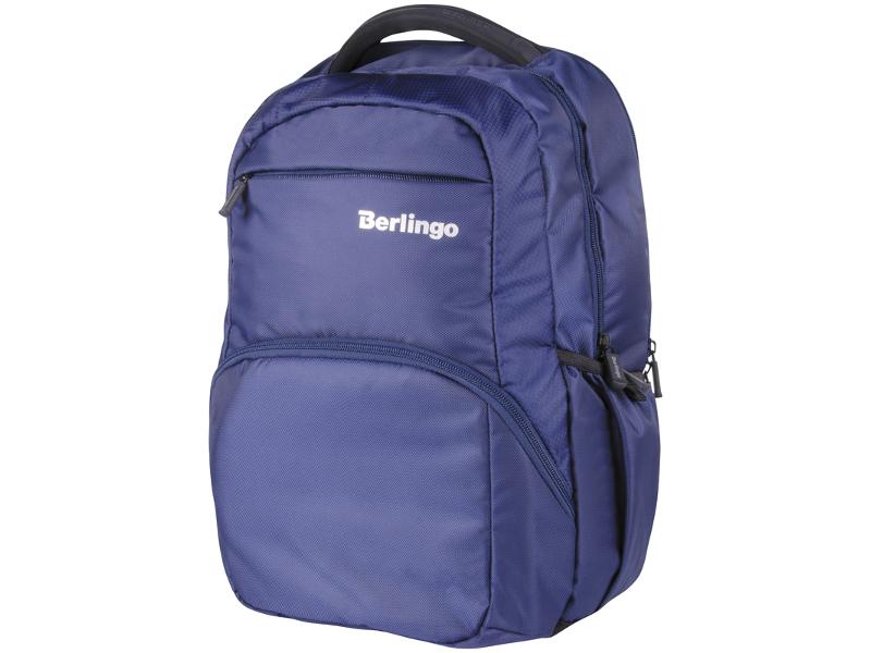 лоток горизонтальный berlingo steel & style silver bms 41031 Рюкзак Berlingo City Style Classic-2