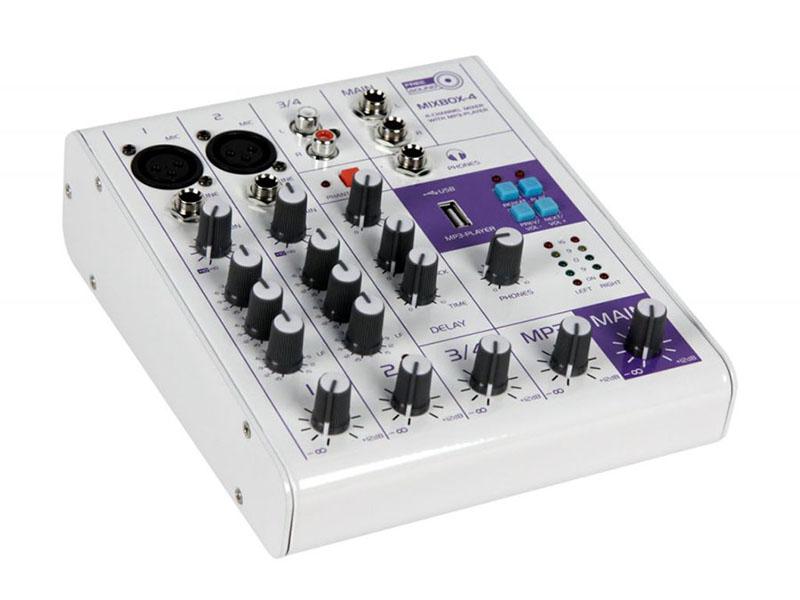 Пульт Free Sound Mixbox-4
