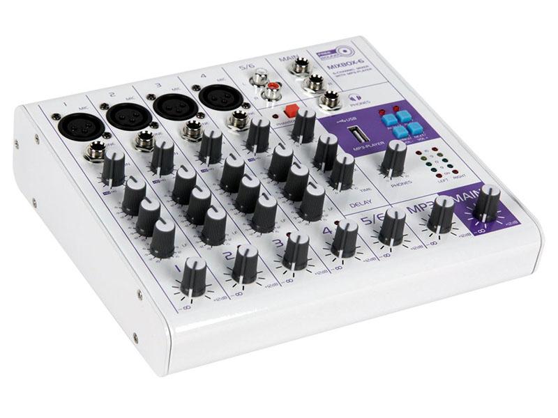 Пульт Free Sound Mixbox-6