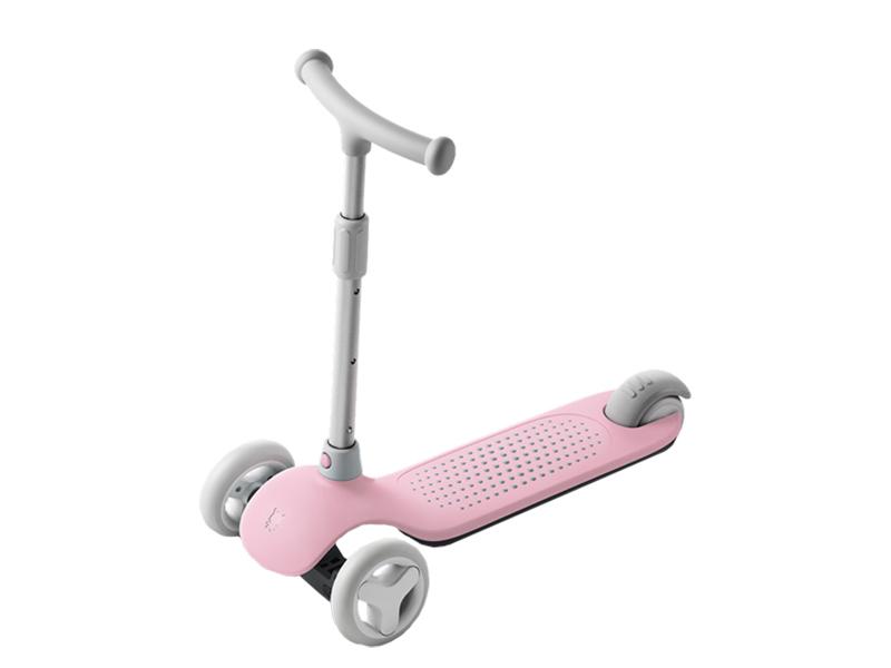 Самокат Xiaomi Rice Rabbit Scooter Pink