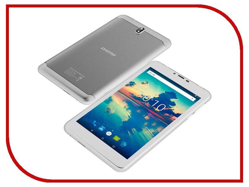 Купить Планшет Digma Plane 7561N 3G Silver PS7176MG (MediaTek MT8321 1.3GHz/1024Mb/16Gb/3G/Wi-Fi/Bluetooth/GPS/Cam/7.0/1280x800/Android)