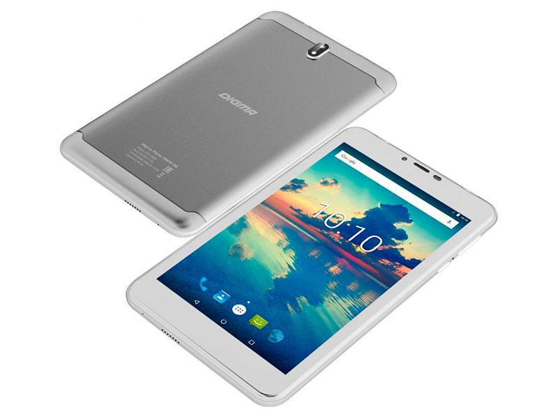 планшет dexp ursus 8e2 mini 3g купить Планшет Digma Plane 7561N 3G Silver PS7176MG (MediaTek MT8321 1.3GHz/1024Mb/16Gb/3G/Wi-Fi/Bluetooth/GPS/Cam/7.0/1280x800/Android)