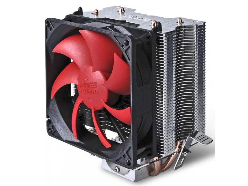 Кулер PCcooler S93 (Intel LGA775/LGA1150/1151/1155/1156/LGA1356/1366/AMD AM2/AM2+/AM3/AM3+/FM1/AM4/FM2/FM2+)
