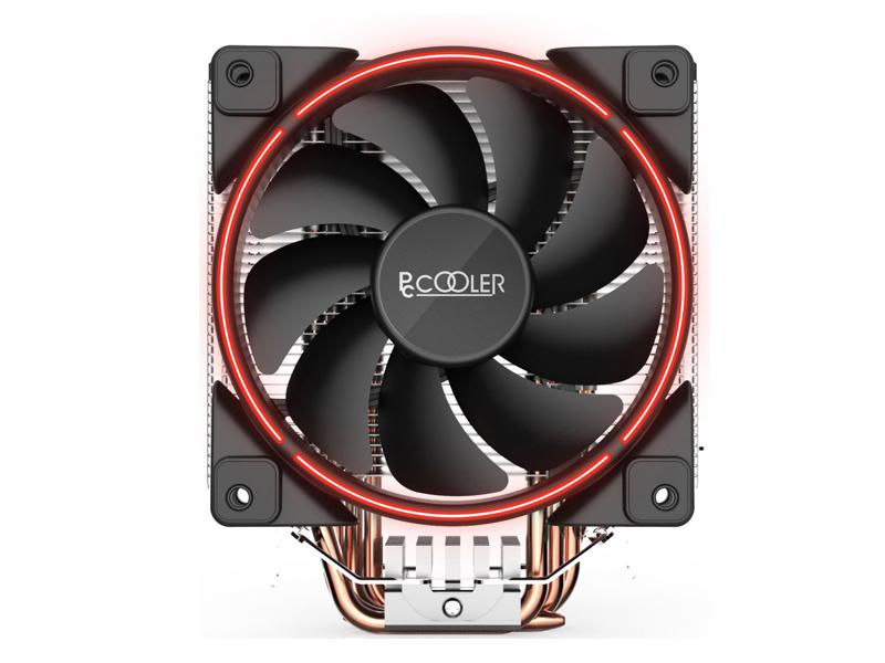 Кулер PCcooler GI-X5R (Intel LGA775/LGA1150/1151/1155/1156/AMD AM2/AM2+/AM3/AM3+/FM1/AM4/FM2/FM2+)