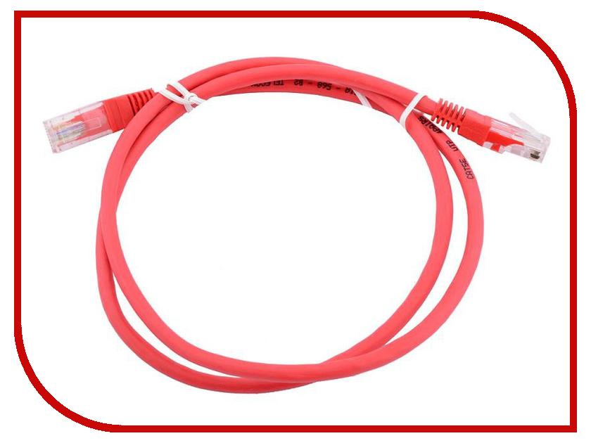 Купить Сетевой кабель AOpen UTP cat.5e ANP511 1m Red ANP511_1M_R