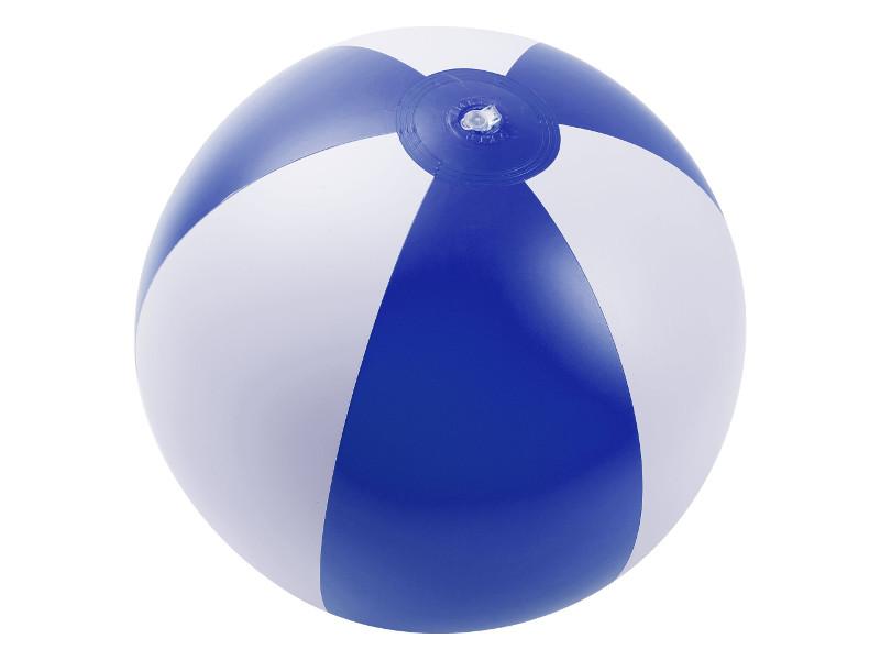 Надувная игрушка Makito Jumper мяч пляжный Blue-White MKT8094blue