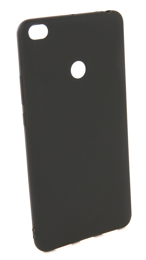 аксессуар чехол pero для xiaomi mi max 2 soft touch black prstc mmax21b Аксессуар Чехол Pero для Xiaomi Mi Max 2 Soft Touch Black PRSTC-MMAX21B