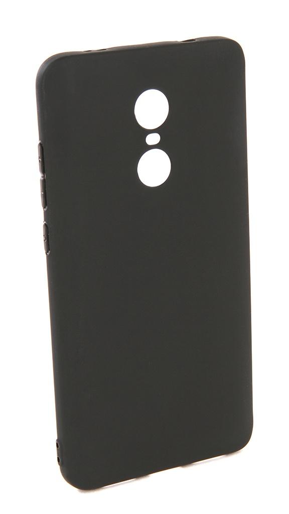 аксессуар чехол pero для xiaomi mi max 2 soft touch black prstc mmax21b Аксессуар Чехол Pero для Xiaomi Redmi Note 4 Soft Touch Black PRSTC-RN4B
