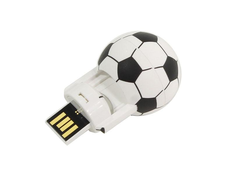 smartbuy клавиатура беспроводная USB Flash Drive 16Gb - SmartBuy Wild Футбольный мяч SB16GBFB