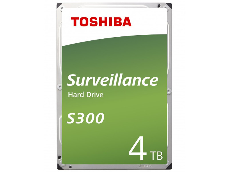 жесткий диск toshiba hdwt31auzsva 10tb Жесткий диск 4Tb - Toshiba S300 HDWT140UZSVA