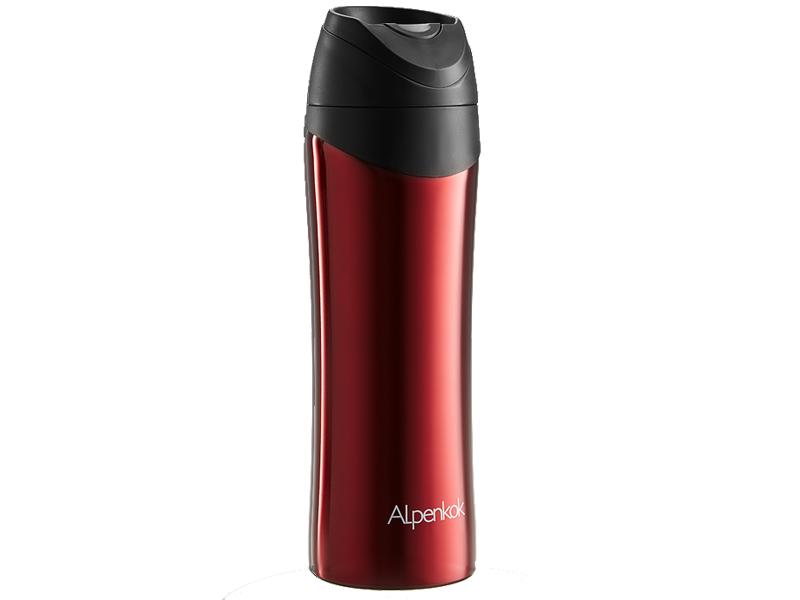 Термокружка Alpenkok 480ml Red AK-04801A недорого