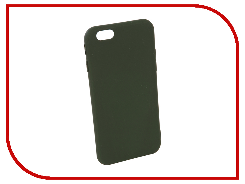 Купить Аксессуар Чехол для APPLE iPhone 6 / 6S Neypo Silicone Soft Matte Hakki NST4519