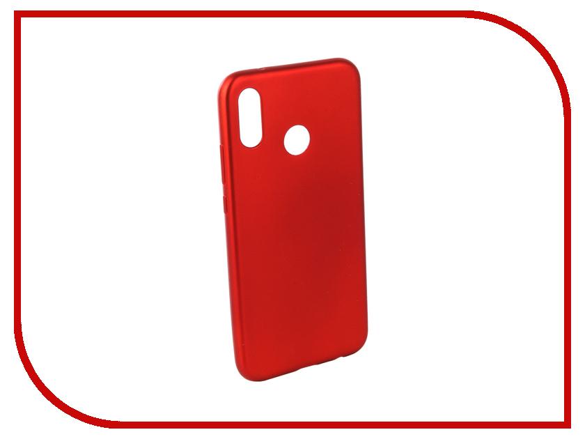 Купить Аксессуар Чехол для Huawei P20 Lite Neypo Silicone Neon Red NSTN4325