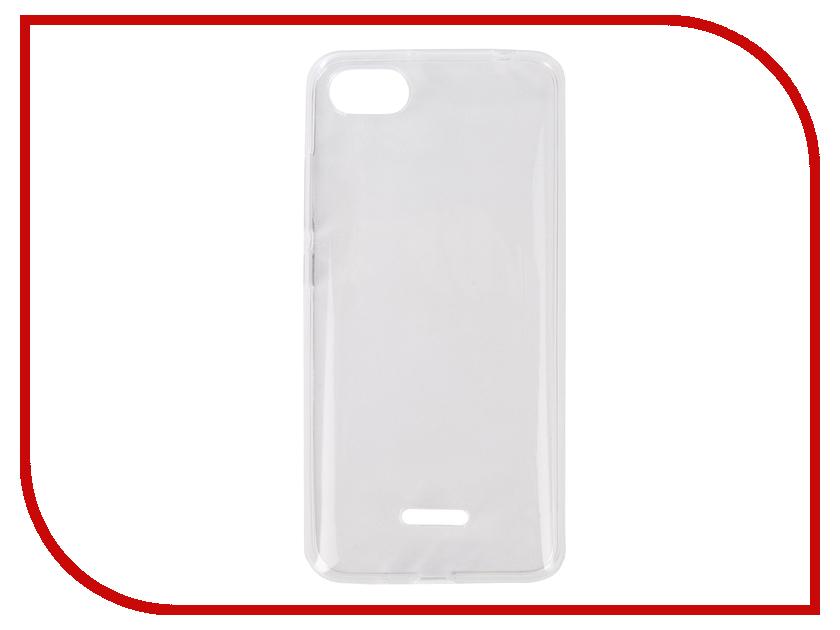 Купить Аксессуар Чехол для Xiaomi Redmi 6A Zibelino Ultra Thin Case White ZUTC-XMI-RDM-6A-WHT