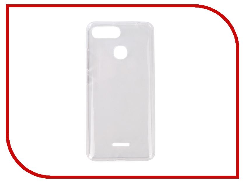 Купить Аксессуар Чехол для Xiaomi Redmi 6 Zibelino Ultra Thin Case White ZUTC-XMI-RDM-6-WHT